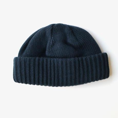 crepuscule | knit cap  | Navy