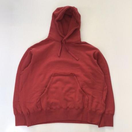Black Weirdos | Reversible Hooded Sweatshirt | Red