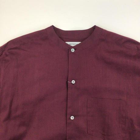 MATSUFUJI | Utility Pullover Shirt | BARDEAUX