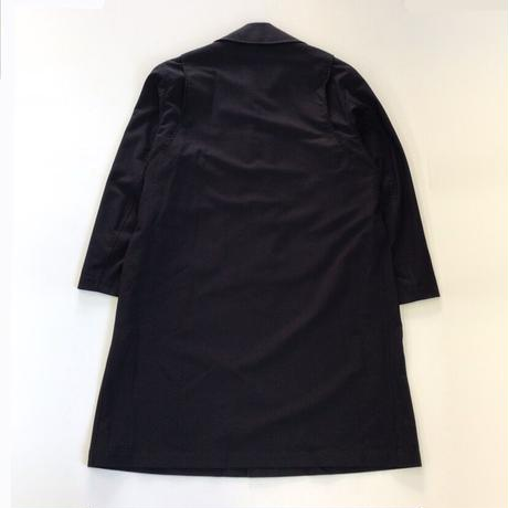 MATSUFUJI | Modified Farmers Coat | BLACK