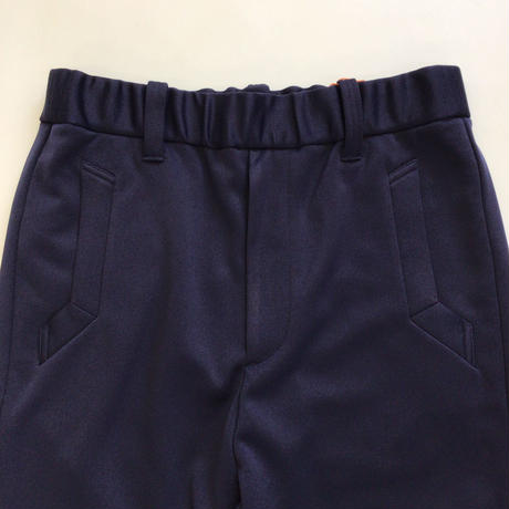 RANDY | Clown Fish / Straight pants  | Navy