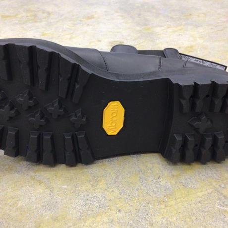 "DAIRIKU   ""Two-Bit"" Side Gore Boots    Black"