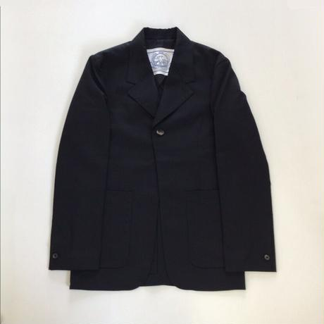 8on8 | LIGHT WOOL BLAZER | BLACK