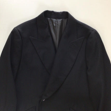 8on8 | DOUBLE BREASTED BLAZER | BLACK