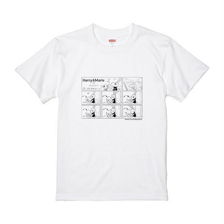 【KIDS(小柄な女性)サイズ】まどろみのハリー Tシャツ