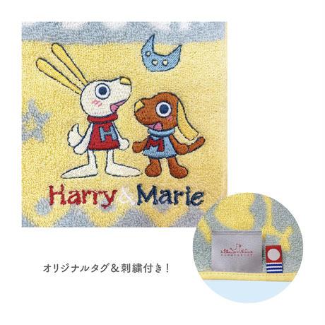【ハリー&マリー】今治タオルハンカチ