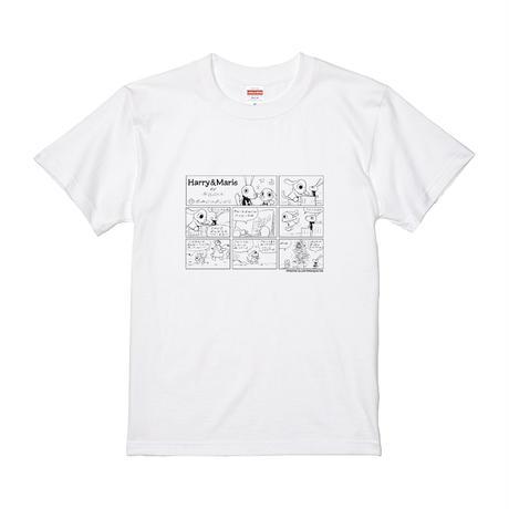 【大人サイズ】もみじのおしばな Tシャツ