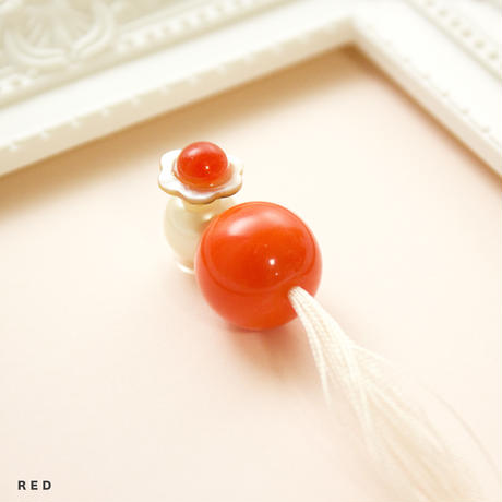 Flower Stem Earring