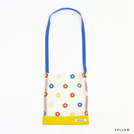 Flower Mesh Bag