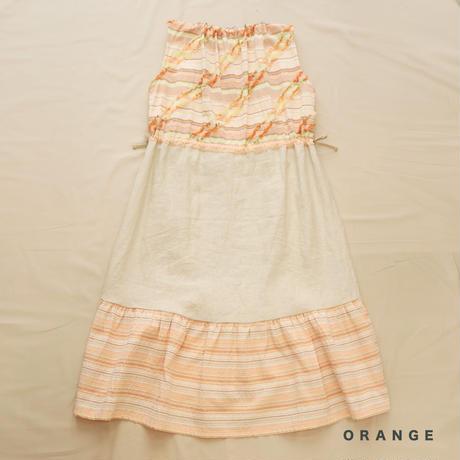 CHISOU GATHER DRESS
