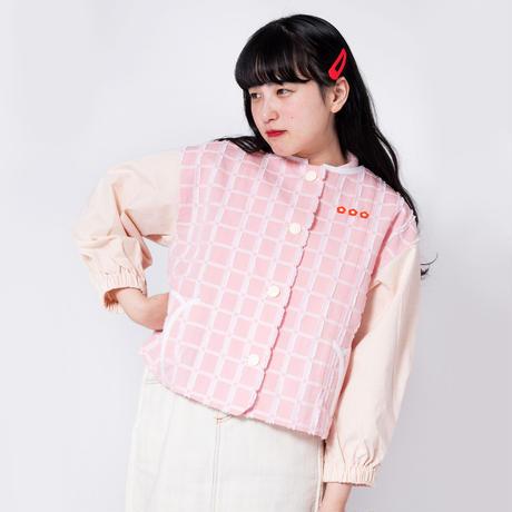 Flower Bed Jacket - PINK