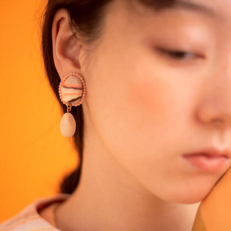 isi to 粒 earings