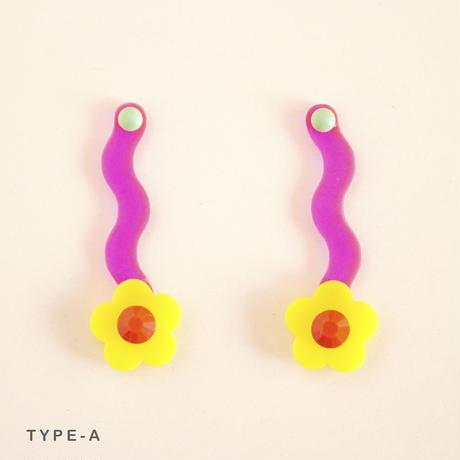 Earring { TYPE-10 }