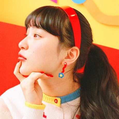 Flower Earring { toy }