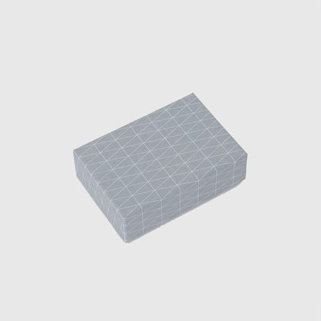 PAPERBOX_S / GEOMETRY (bluegray)