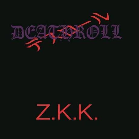 DEATHROLL 4th Album - Z.K.K.