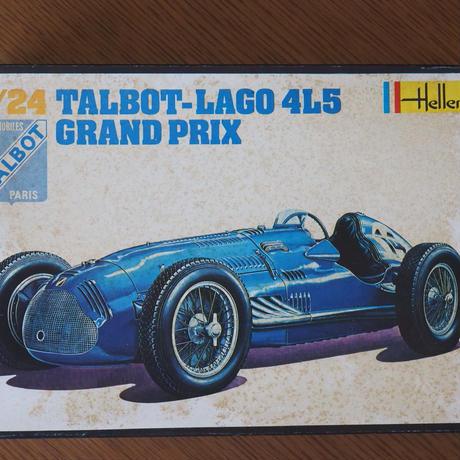 エレール TALBOT-LAGO 4L5 GRAND PRIX 1/24