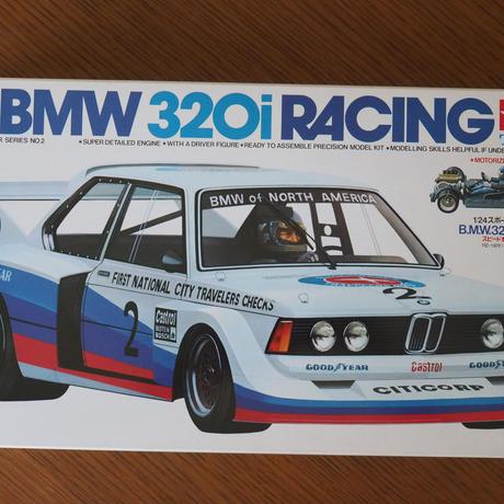 タミヤ BMW320iレーシング スポーツカーシリーズ2 1/24