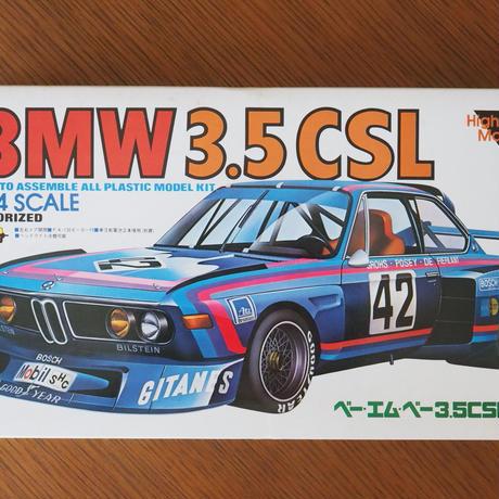 オオタキ BMW3.5CSL 1/24