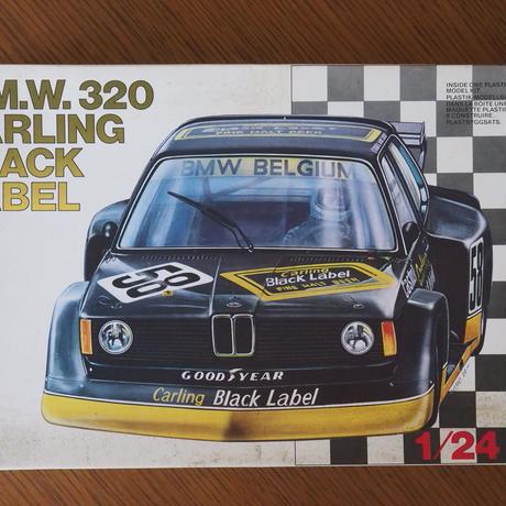 エッシー BMW 320 CARLING BLACK LABEL 1/24