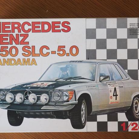 ESCI MERCEDES BENZ 450 SLC-5.0 BANDAMA 1/24