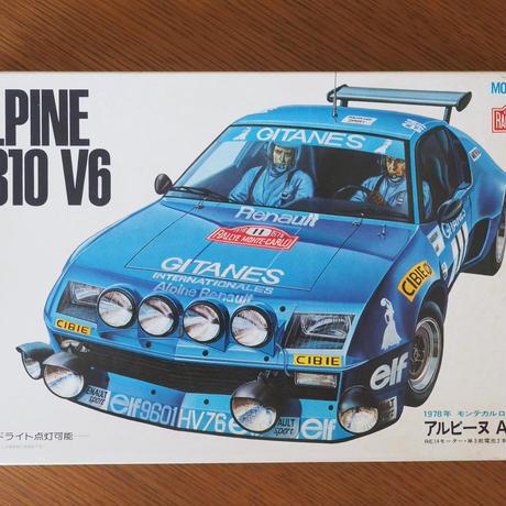 フジミ アルピーヌA310 V6 1978年モンテカルロラリー仕様車 1/20