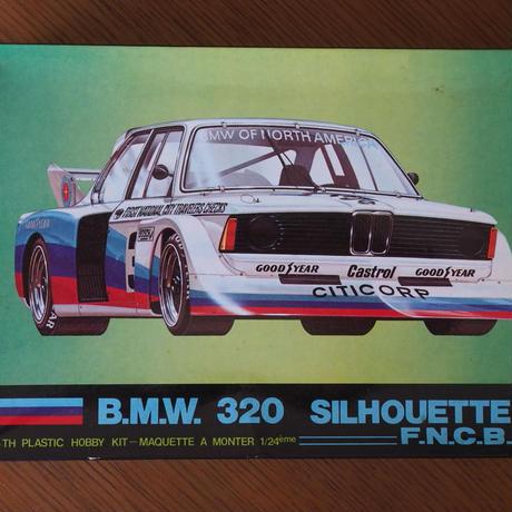 エッシー BMW 320 SILHOUETTE F.N.C.B. 1/24