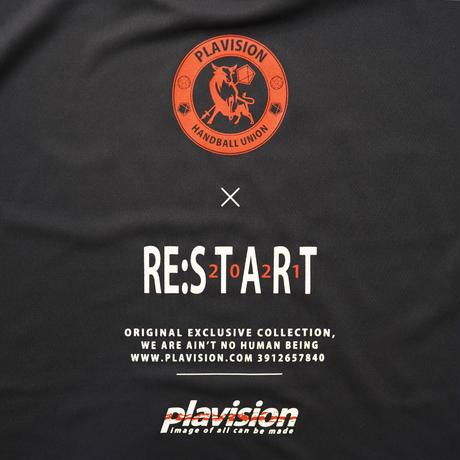 2021NewYearロングTシャツ(ネイビー)