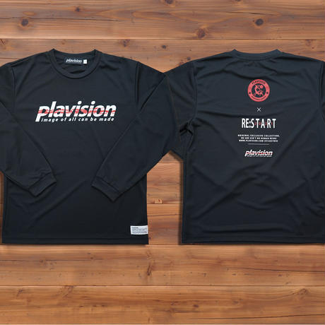 2021NewYearロングTシャツ(ブラック)