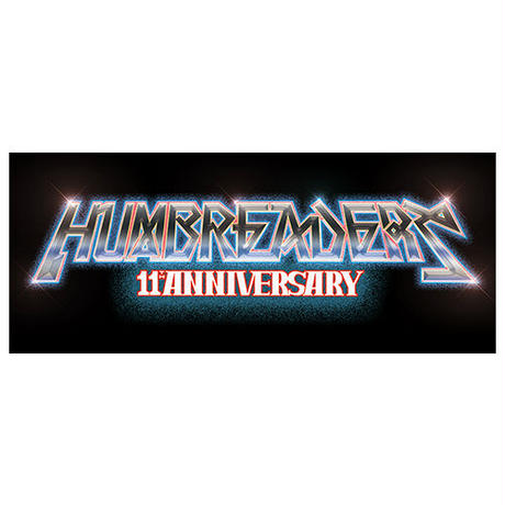 11周年記念ステッカーセット