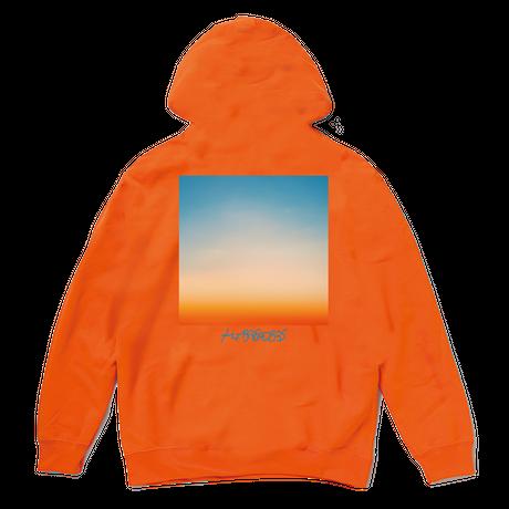 COLORSパーカー【オレンジ】