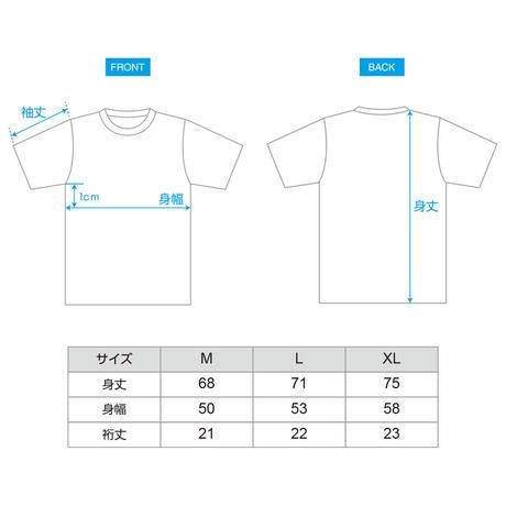 グーパンまつり×六百田商店゜コラボTシャツ[ロゴ]