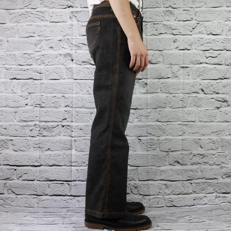 BOBSON FLERE DENIM PANTS