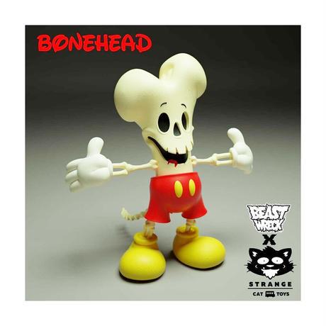 Bonehead by Beast Wreck ボーンヘッド フィギュア Disney Mickey ミッキーマウス