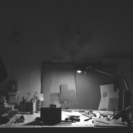 """完売 予約購入受付中 OBJT by Lee Geonmin """"REVERSE"""" INCENSE HOLDER インセンス ホルダー お香立て ゴールド"""