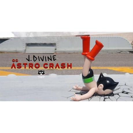 ASTRO CRASH  BY JOSH DIVINE × STRANGECAT TOYS フィギュア トイ