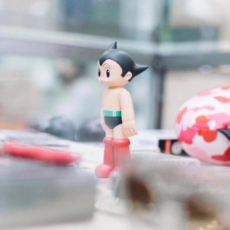 90周年記念 Astro Boy PVC (Opened Eyes)   鉄腕アトム フィギュア