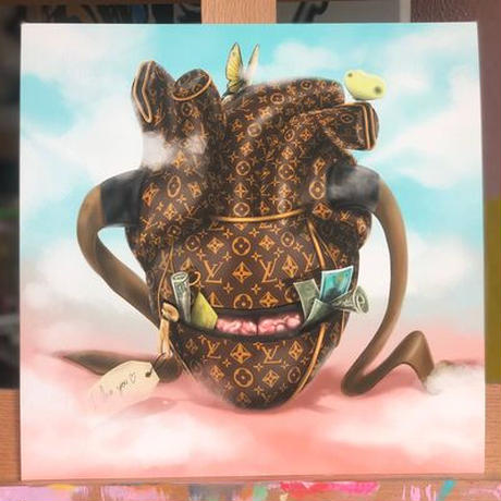 2日間 限定発売 Dreaming Fine ART Print by Samuel de Sagas 世界40枚限定
