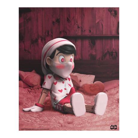 12個 限定 A Wood Awakening Chill-Out (First Kiss Edition)フィギュア ピノキオ