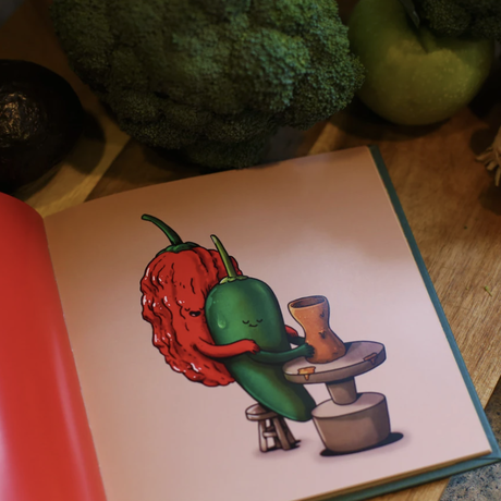 Alex Solis : The Freshest Foods Book