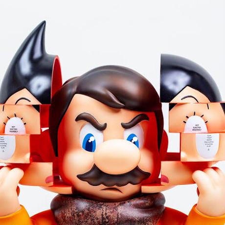10個限定 SUPER RECALL スーパーリコール Produce by FOOLS PARADISE フィギュア 玩具