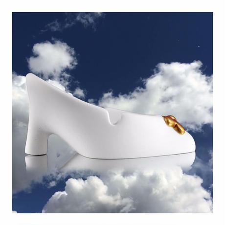 """残り1個 Mikko Heino  """"Minnie's Heel"""" Tray Sculpture ハンドメイド セラミック オブジェ 彫刻"""