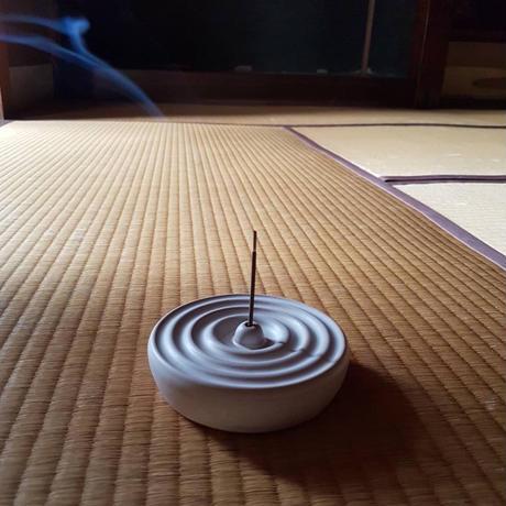 AKO STUDIO Ripple - Incense Holder お香立て お香 ハンドメイド 一点物 MADE IN JAPAN