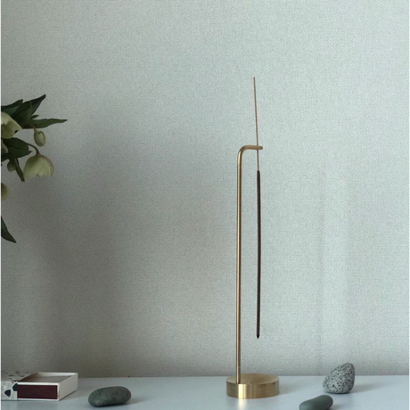 "OBJT by Lee Geonmin ""REVERSE"" INCENSE HOLDER インセンス ホルダー お香立て"