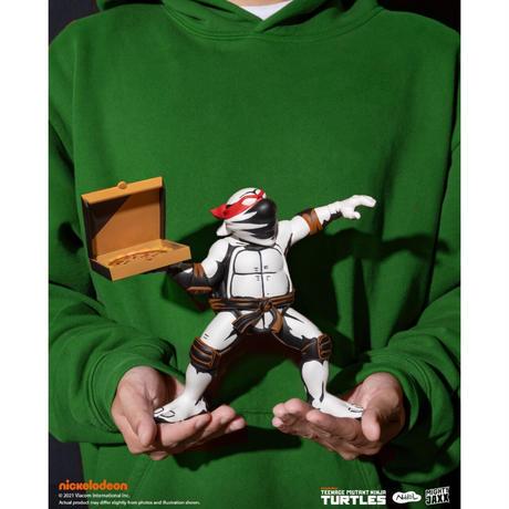 {Pre-order} 残り予約可能数4pcs TEENAGE MUTANT NINJA TURTLES: PIZZA BOMBER by NDIKOL フィギュア アートトイ