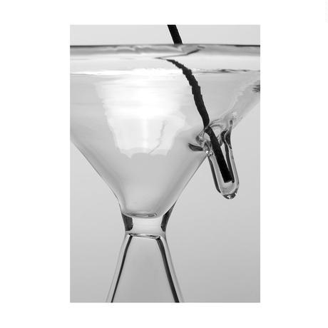 完売中 予約購入受付中 ハンドクラフト Glass Incense Burner M インセンス ホルダー お香立て