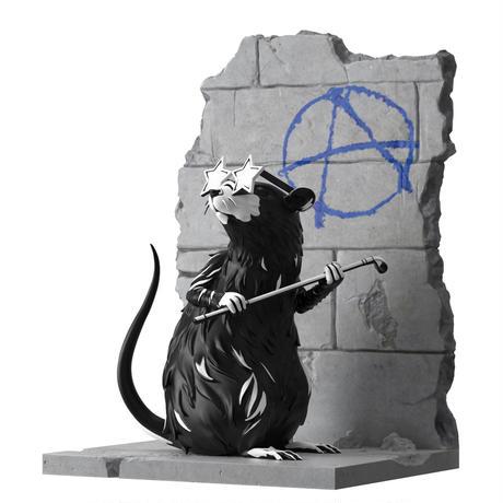 数量限定 10個限定 残り2個 ANARCHY RAT BY BRANDALISED フィギュア バンクシー