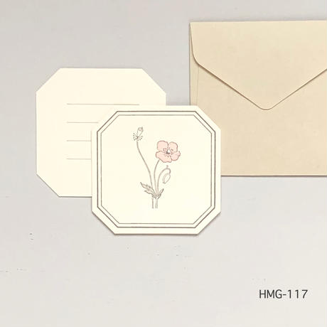 活版印刷ミニカード