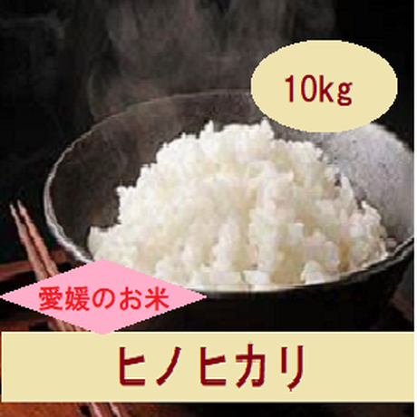 H30 愛媛県産      ヒノヒカリ        玄米 10kg