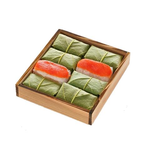 鮭 8個入り(1箱のみ購入の方)